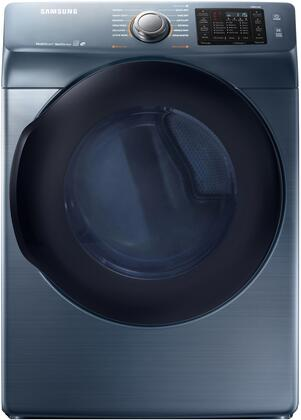 "DV45K6200EZ 27"" 7.5 cu. ft. Capacity Electric Dryer with 12 Dry Cycles  5 Temperature Settings  Multi-Steam Technology and Moisture Sensors:"