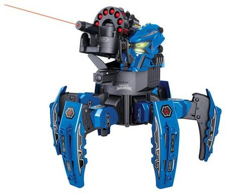 RIV-901B RC Space Warrior battle Robot w/ 2.4ghz Remote Control  Laser Pointer and Custom Decal Pack in
