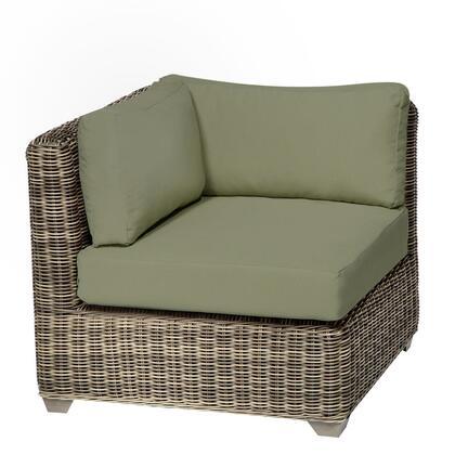 Tkc030b-cs-cilantro Cape Cod Corner Sofa With 2 Covers: Beige And