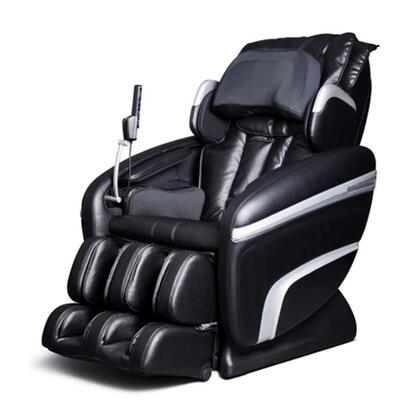 OS-7200H-A Massage Chair with Zero Gravity Position  Computer Body Scan  51 Air Bag Massage  MP3 & iPod Connection with Built-in Speakers  Outer Shoulder
