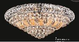 Corona Collection SP81076F-25C 25 inch  Wide Chandelier in Chrome