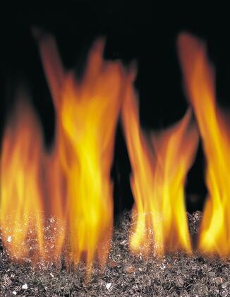 OCGL-Z Fire Glass and Granules in