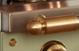 Copper Handrail Color