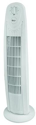 CZTF329WT 29-inch Tower Oscillating Fan with 3 Speed Settings  Electronic Controls and High Performance Centrifugal Blades in