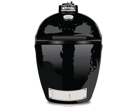 PR771B Kamado Round with Ash Tool and Grate Lifter  Grills 10 to 12