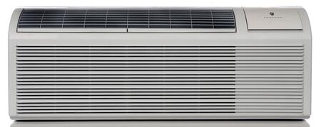 PDE15K5SG 42 Packaged Terminal Air Conditioner with 14 500 BTU Cooling  17 000 BTU Heating  10.4 EER  230/208 Volts  DiamonBlue Advanced Corrosion