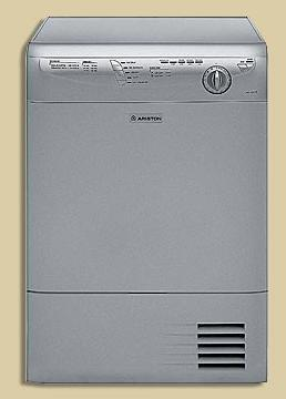 "ASL75CXSNA 24"" Condensation Electric Dryer with 180° Reversible Full Metal Door  16 lbs. Maximum Load Capacity and 12 Hr. Delay Timer in"