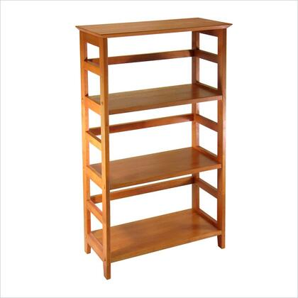 99342 Studio Bookshelf 3-tier in Honey