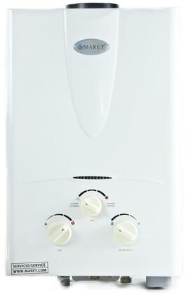 GA5NG Natural Gas Water Heater with 2 GPM Flow Rate  Rustproof Design and Anti-Combustion Protection  in