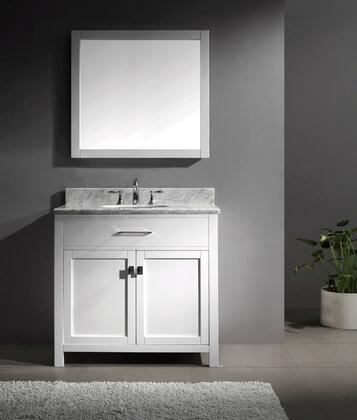 Click here for MS-2036-CAB-WH Transitional 36 Bathroom Vanity Cab... prices