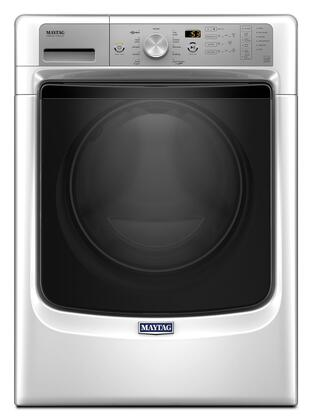 """MHW5500FW 27"""""""" Energy Star  ADA Compliant Front Load Washer with 4.5 cu. ft. capacity  Power Wash System  Fresh Hold Option  Steam Clean and Sanitize Cycle:"""" 681116"""