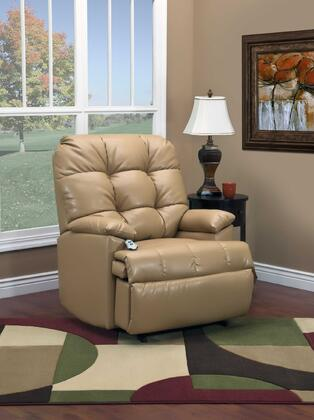 5600-1-BLBI Wall-a-Way Reclining Lift Chair - Bonded Leather II -
