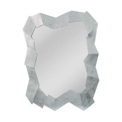 MW4854-0018 Abstract Mirror in Clear
