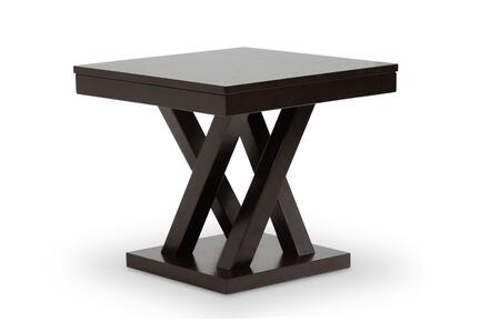 SA109-SIDE TABLE Baxton Studio Everdon Modern End Table  In Dark