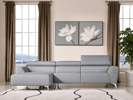 Divani Casa Sawtelle Collection VGMB-1712-GRY 111