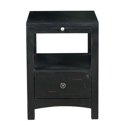 P020272 Marnie Black Side Table
