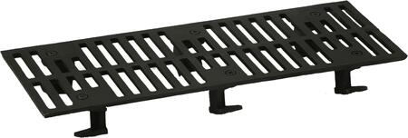 55G 10 Grate for Barrel Kit with All Cast Iron