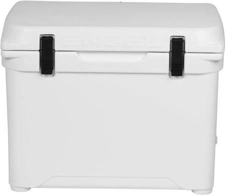 ENG50 1.6 Cu. Ft. DeepBlue Roto-Molded High-Performance Cooler with Built-In Handles  Stainless Steel Inserts  Unity Latch System and Cornerstone Feet in
