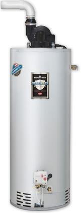 RG2PV40T6N Residential Power Vent Gas Water Heater with 40 Gallon Capacity and 40000