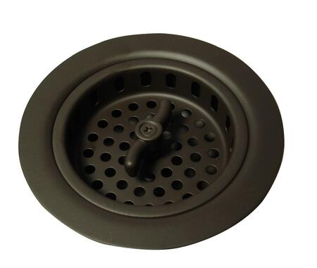CSB-ORB-94 Custom Colored Sink Basket Strainer in Oil Rubbed
