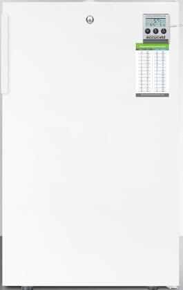 FF511L7MED 20 inch  Commercially Approved  Medical Compact Refrigerator with 4.1 cu. ft. Capacity  Temperature Alarm  Adjustable Shelves  Hospital Grade Cord and