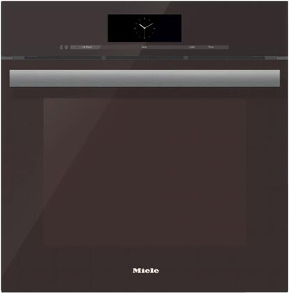 "DGC6860XXLHVBR 24"" PureLine Series Non-Plumbed Combi-Steam Oven with M Touch Control  2.4 cu. ft. Capacity  MultiSteam Technology  True European Convection"