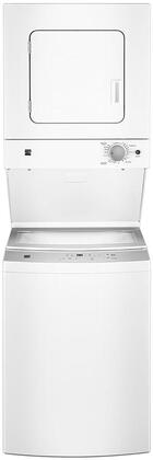 81442 24 Electric Laundry Center with 1.6 cu. ft. Washer Capacity  3.4 cu. ft. Dryer Capacity  6 Wash Cycles and 4 Dry Cycles in
