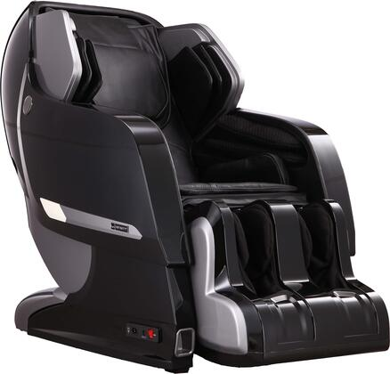 Infinity IYASHIBCX21 Massage Chair with 16 Preset Program  Spinal Correction  Deep Pressure Massage Along the Spine  Shoulder Airbags and Synthetic Leather