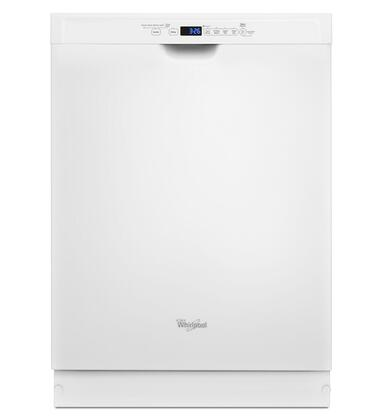"""Whirlpool 24"""" Built-In Dishwasher White WDF560SAFW"""