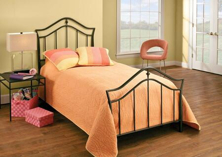 1546btw Imperial Bed Set Twin Rails Not Included  Twinkle