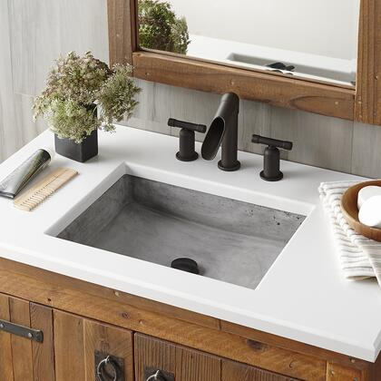 NativeStone Bath Sinks Collection NSL1915-A 24