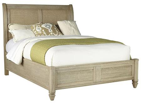 Coronado B131-34-35-78 Queen Panel Bed with Headboard  Footboard and Side Rails in