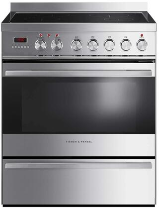 Fisher Paykel OR30SDPWIX1 30 Freestanding Induction Range