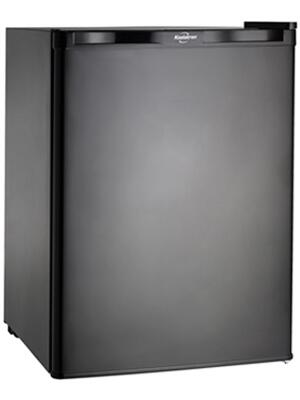KBC70 Kool 70L Compact Fridge with Reversible Door  Removable Glass Shelves  Dispense-A-Can storage and Ice Cube Tray  in