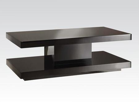 Koren Collection 80726 48 inch  Coffee Table with Rectangular Shape  Medium-Density Fiberboard