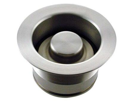 CSFS-SS-93 Brushed Nickel Disposer Sink Flange Replacement for Chrome Sink