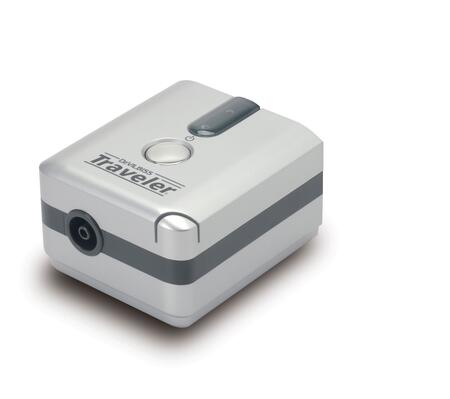 6910d-dr Traveler Portable Compressor Nebulizer System Without