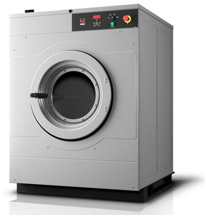 ICN080 Hardmount Washer-Extractor for Vended Laundry Applications with IntelliSpin to utilizes up to 200 G-Force with a capacity of 80