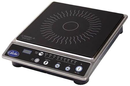 IR1800 Countertop Induction Range with Touch Pad Control Panel  6 Power Levels  Digital Timer and Automatic Safety