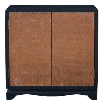 P020075 Lue Copper Bar Cabinet In