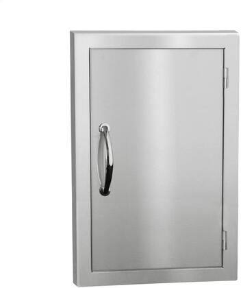 SSDVLM Masonry Large Vertical Door  in Stainless