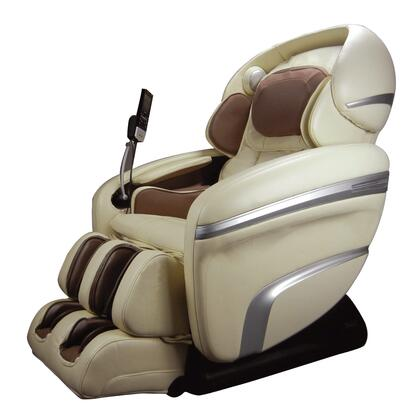 OS-7200CR-D Massage Chair with Zero Gravity Recline  Quad Roller Head Massage System  48 Air Bag Massage  Chromotherapy Lighting and Multi-Layer Pillow and