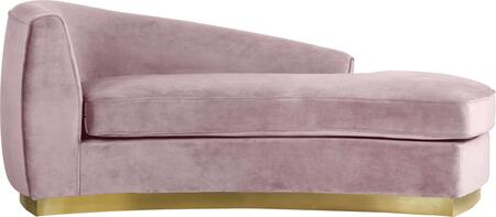 Julian Collection 620Pink-Chaise 70