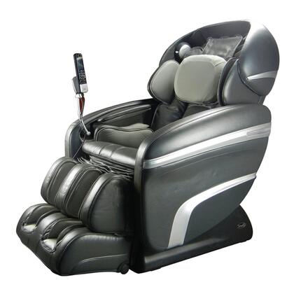OS-7200CR-C Massage Chair with Zero Gravity Recline  Quad Roller Head Massage System  48 Air Bag Massage  Chromotherapy Lighting and Multi-Layer Pillow and