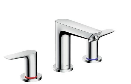 71733001 Talis E 150 Widespread Faucet with Pop Up Drain  1.2 GPM in