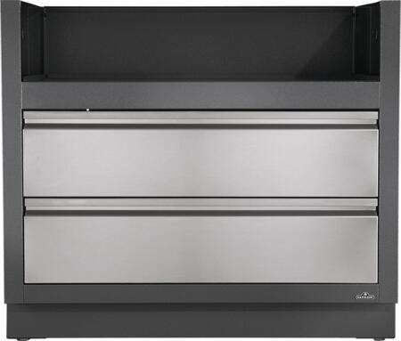 IM-UGC665-CN Oasis Modular Island Under Grill Cabinet for Built-In Grill Prestige PRO 665  in
