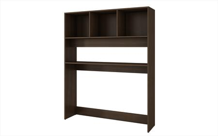 81AMC49 Aosta Display Desk with 4 Shelves in