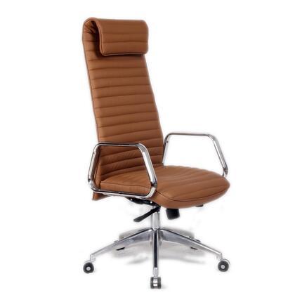 FMI10178-light brown Ox Office Chair High Back  Light