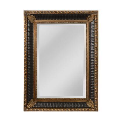 MW5600A-0070 Colebrook Mirror in Walnut  Ebony