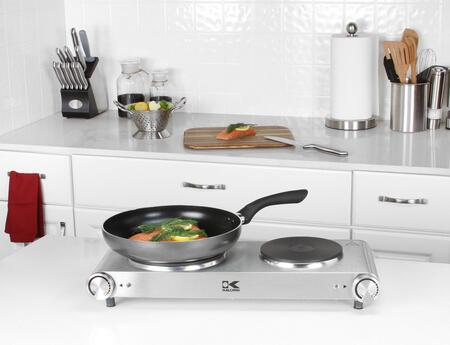 DKP 34908 SS Stainless Steel Double Cooking 843763